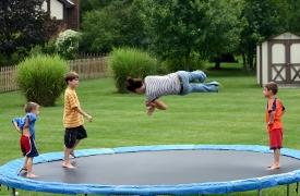 Tips for Trampoline Safety