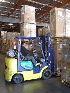 Forklift Safety Training Certificate