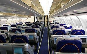 Airplane Virus Safety