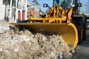 Snowplow Safety