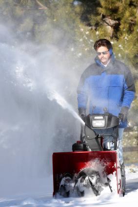 Snow Blower Safety