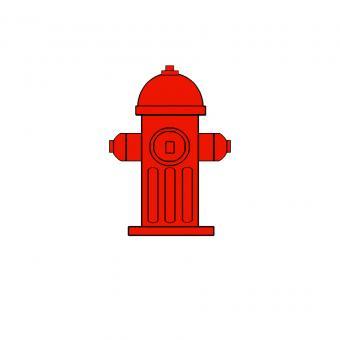 Fire Hydrant Click Art