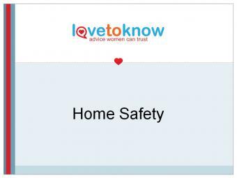Home Safety PowerPoint Presentation