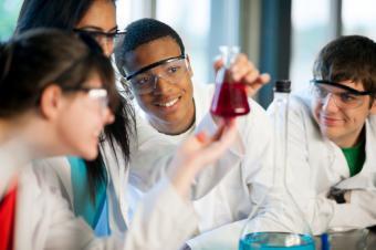 School Lab Safety Tips