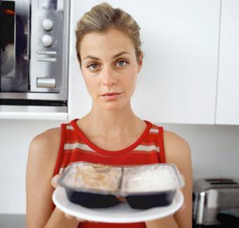 Dangers of Microwave Food