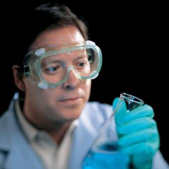 OBERON Chemical Splash Goggles