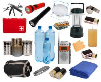 List of Survival Supplies