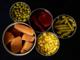Canned Food Safety