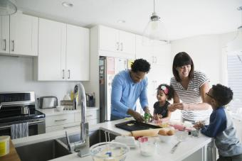 Rules for Kitchen Safety and Health