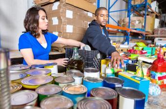Basic Emergency Food Storage Organization Tips
