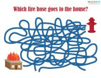 Fire Safety Puzzles For Kids Lovetoknow