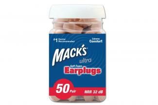Macs Soft Earplugs