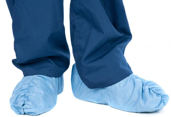 surgical booties