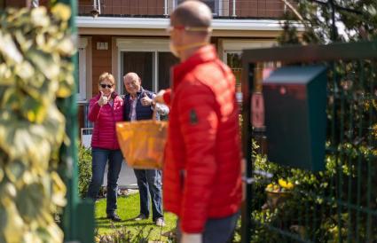 Outdoor Social Distancing Tips