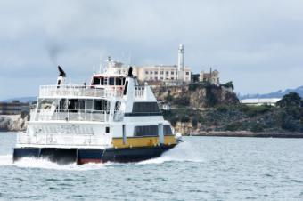 Alcatraz boat tour