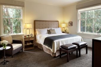 Room at the Inn at the Presidio