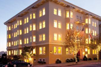 The Hotel Drisco in San Francisco