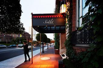 The Scarlet Huntington Hotel in San Francisco