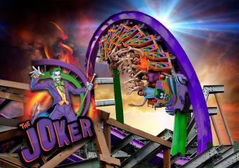 The Joker ride