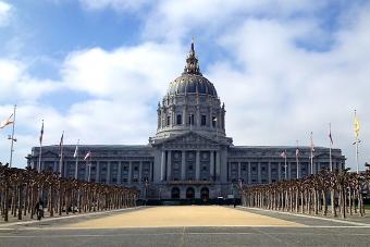 San Francisco Courthouse Weddings