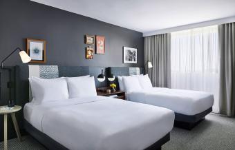 Hotel Kabuki Guest Room