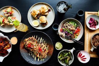Hotel Kabuki Food