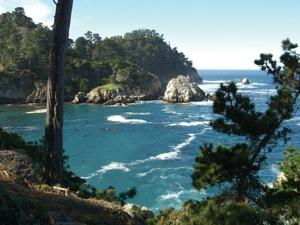 The Carmel coast is a gorgeous place to visit and vacation.