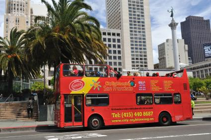 Citysightseeing Bus