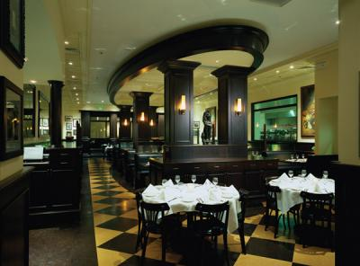 The Daily Grill Restaurant at Handlery Union Square Hotel