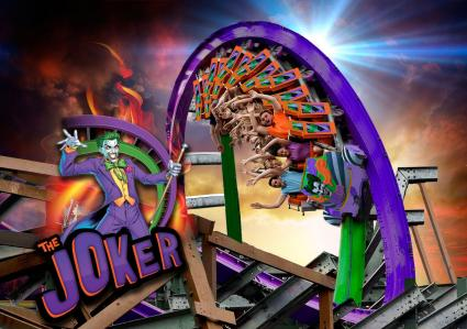 The Joker ride