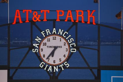 SF Giants AT&T Park