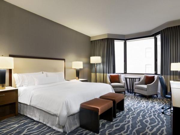 Saint Francis Hotel San Francisco guest room