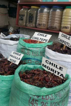 bags of chilies