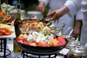 There are many great San Francisco Bay Area caterers.
