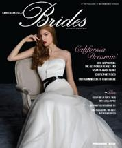Cover image of San Francisco Brides Magazine