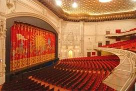 San Francisco's Orpheum debuted in 1926.