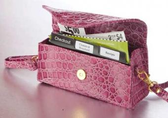 Coupon Cubby Coupon Organizer from Purse Bling
