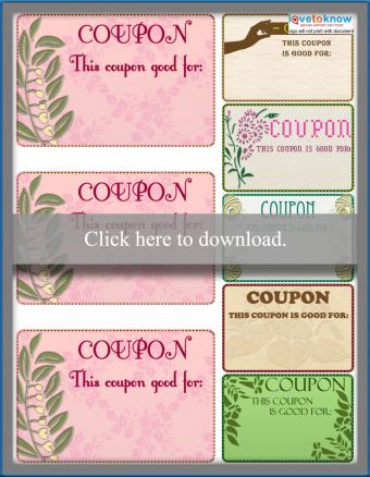 Everyday Generic Coupons