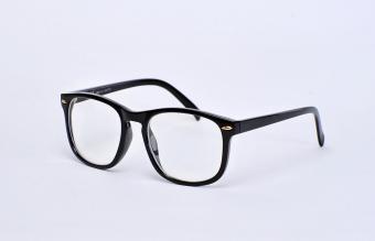Pair of affordable prescription eyeglasses
