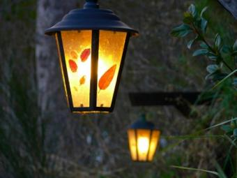 Accentuate the beauty of your garden with cheap outdoor lighting