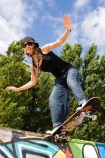 Free Skateboard Stuff