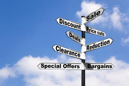 Find a Bargain