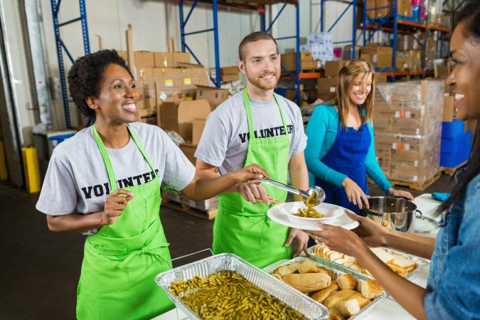 How To Organize A Soup Kitchen For Christmas