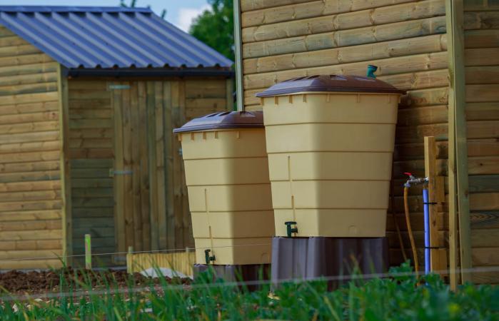 Frugal Rain Barrels