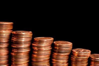 Declining Pennies