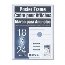 Cheap clear poster frame from Amazon.com