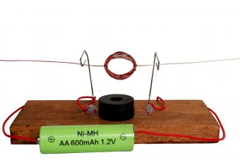 Electricity and Magnet Experiment