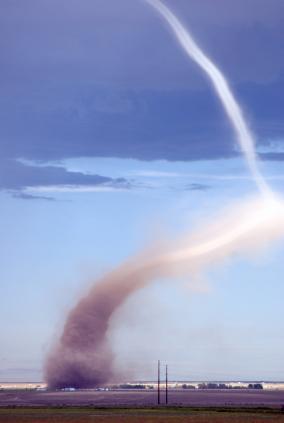 Tornado Experiment for Kids