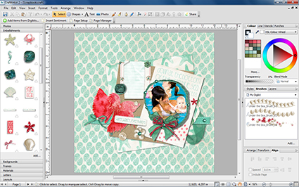 Best Digital Scrapbooking Software Lovetoknow