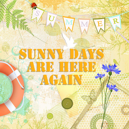 Phrases And Quotes For Summer Themed Scrapbooks